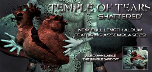 Temple Of Tears Ardor
